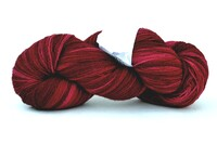 фото artistic yarn 8/2 red ii (красный ii)