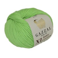 фото baby cotton xl gazzal 3427 ярко-салат